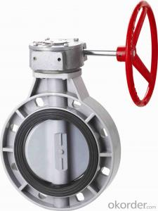 Butterfly Valve Price List DN350 and Electric Actuator Chinese Supplier