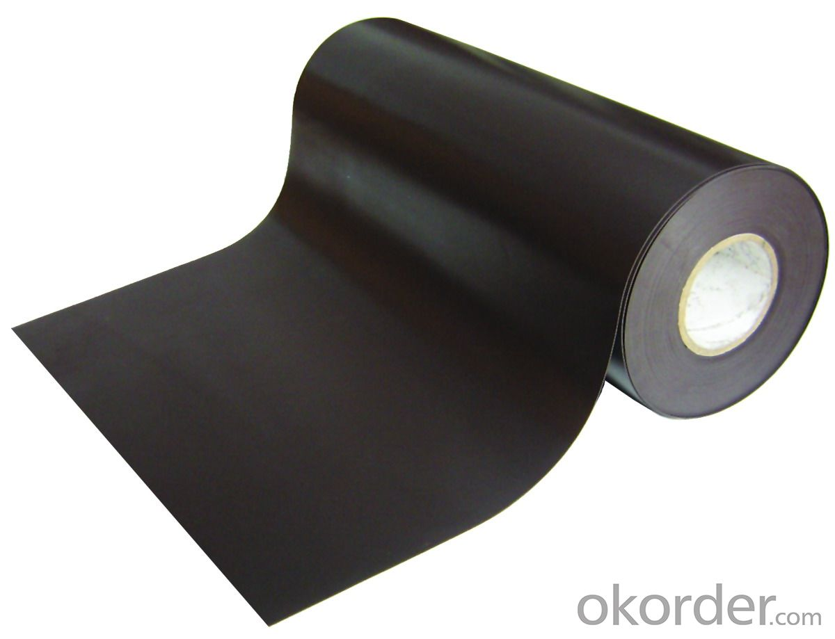 EPDM Weldable Waterproofing Membrane for Underground Roof