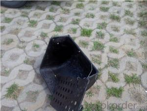 Cast Iron Animal Feeding Trough(370*370*205mm)