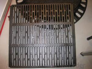 Grating Heavy Duty Ductile Iron D400 EN124 For Sale