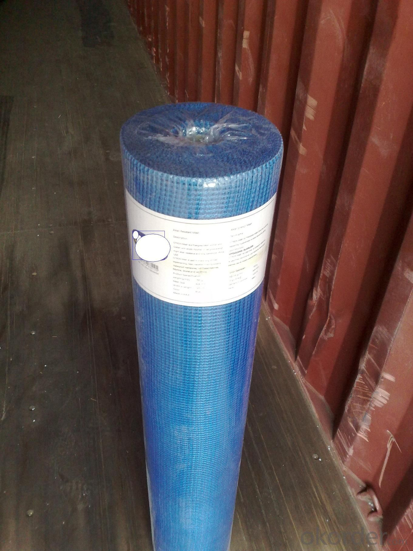 Fiberglass Mesh Cloth, 125g/m2,  5mmX5mm