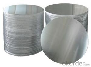 Aluminium Circle for Cookware 1050 1060 1070 3003