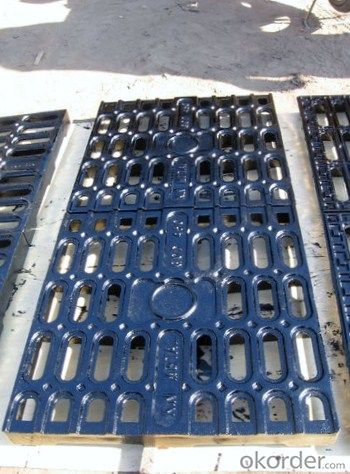 Grating / Steel Grating TUV Rheinland certificated Hot Dipped Galvanized Metal