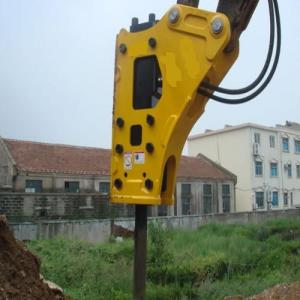 Hydraulic Jack Hammer Bobcat of E80 Loader