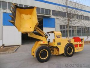 DRWJD-1C TYPE  Side Tipping Electric Underground L.H.D