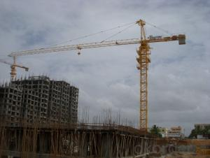 Tower Crane (2t-16t, CE Certification)