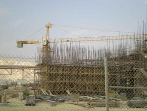 Flat-top Tower Crane QTP80(TC5511)