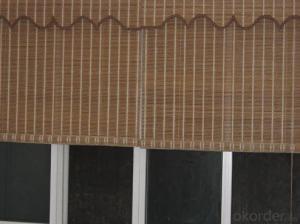 Natural Bamboo Backyard Screening Bamboo Curtain