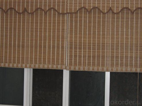 Natural Bamboo Fence Simple Bamoo Screen