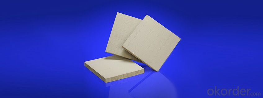 Micropore Calcium Silicate Board 25-100mm Thickness