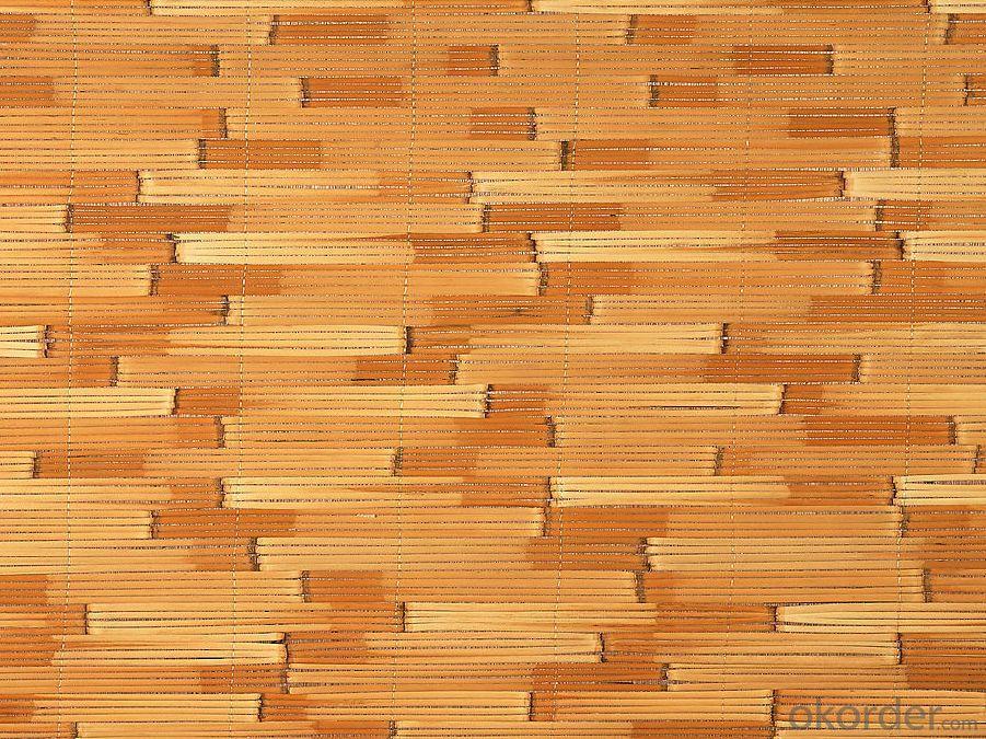 Natural Bamboo Wall Decorating Fence Screen