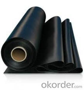 1.5mm EPDM membrane waterproofing For Roofing