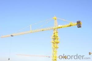 2015 China Best Construction Tower Crane Manuacturer
