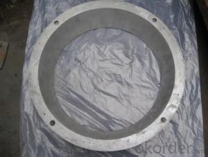 Manhole Covers Ductile Iron EN124 Bitumen Coating On sale