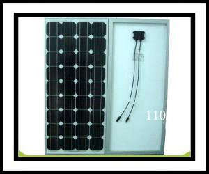 Solar Panels Mono-crystalline 110W Panel