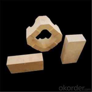 Fireclay Brick 1250-1450 ℃ for Hot Blast Furnace
