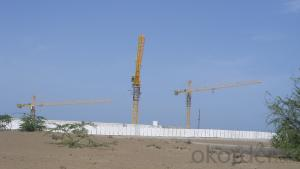 Tower Crane New Arrival CNBM CMAX ISO9001:2008,CE,GOST certificate