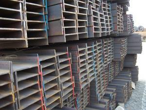 Hot Rolled Mild EN Standard I Beams for Structure Construction