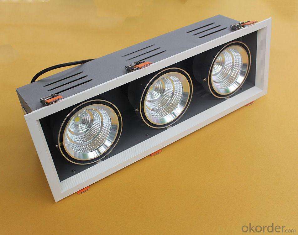 LED Grille Spotlight -> SP-BGM16W10-01C Reliable