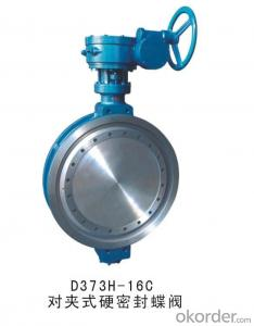 Butterfly Valves PN18 Wafer Type And Concentric Design