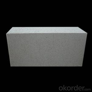 Insulating Fire Brick IFB Straights for Ceramics Industries