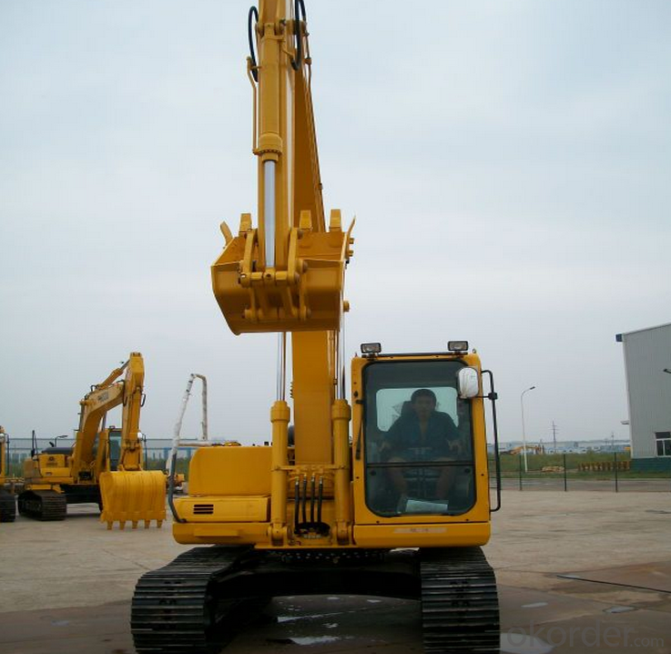Hydraulic Excavator XE370C with 1.4m3