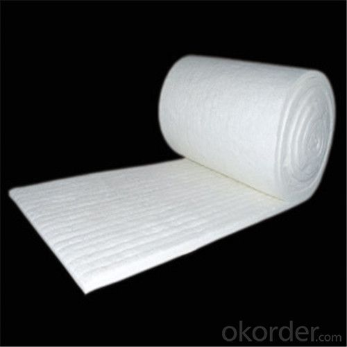 Ceramic Fiber Insulation Blanket Wool CeraChem 2600F Thermal Ceramics
