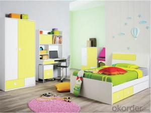 Prince Furniture Set with Main Yellow Color