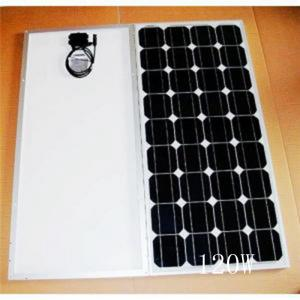 Solar Panels Mono-crystalline 120W 125*125 Panel