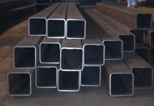 High Quality Seamless Rectangle Steel Tubes And Pipes