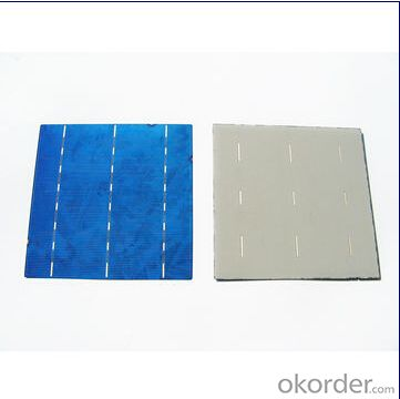 Polycrystalline Solar Cell High Quality 17.2% Effy
