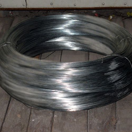 UAE Market Electric Galvanised Wire BWG 20 0.7mm Hot Dipped Galvnised Wire