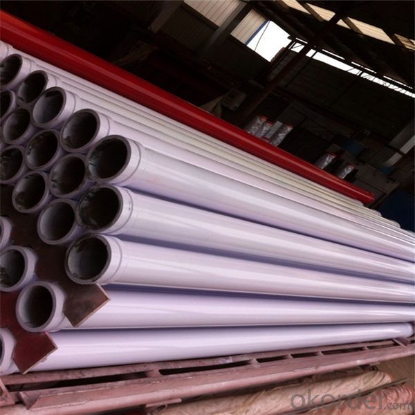 Concrete Pump Spare Parts Durable Boom Pipe