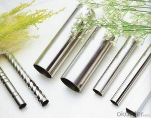 Seamless Stainless Steel Pipe Tube ASTM A201