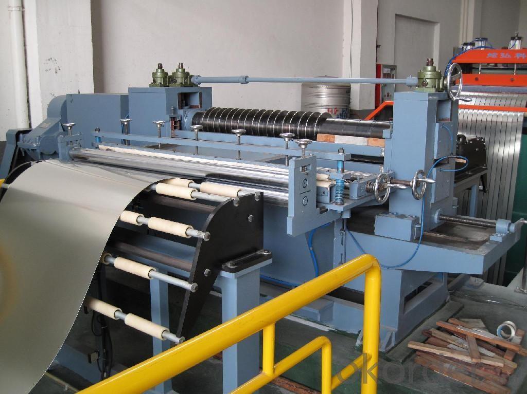 Thin Sheet Slitting Production Line Customized