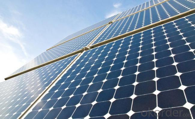 Off-grid Solar Panel TDB 62.5×125/7-36-P