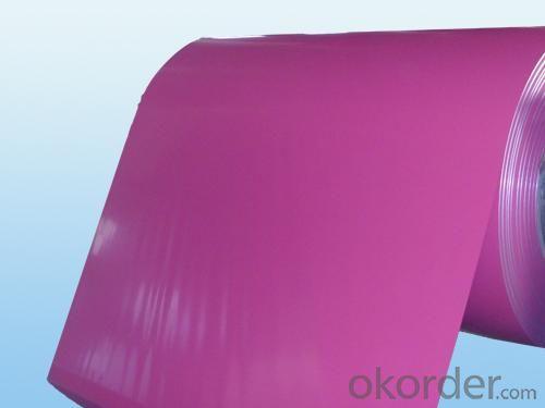 PVDF Color Coated Aluminium Coil AA3003 Temper H14