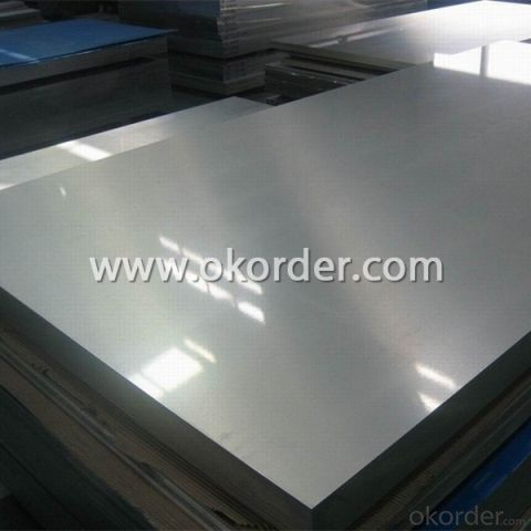 Mill Finished Aluminium Sheets for Curtain Wall