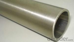 Stainless Steel Pipe Tube ASTM A430 for Construction and Decoration