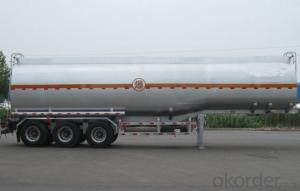 Liquid Tanker Semi Trailer with Good Quality