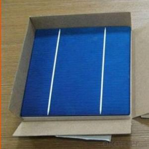 Polycrystalline  Solar Cells High Quality 16-17.2