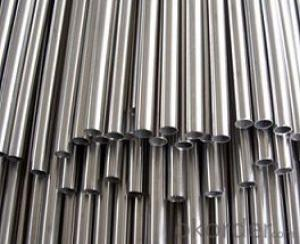 Stainless Steel Pipe Tube ASTM 316 TP for Construction and Decoration