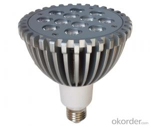 ETL&CE Reflection Cup Light 16w Par38 Cob Spot Led Dimmable E27/E26/GU10