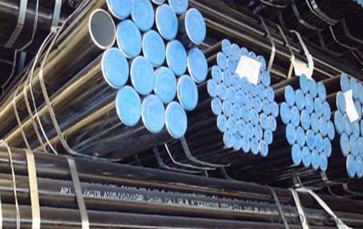 Seamless Pipe 20# API5L for factory price