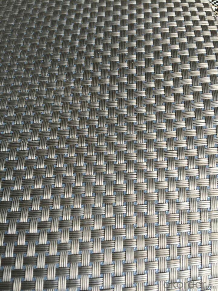 Plastic Carpet, Wear-resistance Woven Vinyl Flooring, PVC Flooring