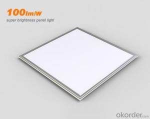 100lm/W Square LED Panel Lights600*600*10mm 42W LED Panels Light