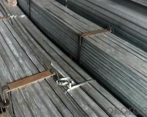 Carbon Steel Flat Bar of Material: Q235,SS400 or Equivalent