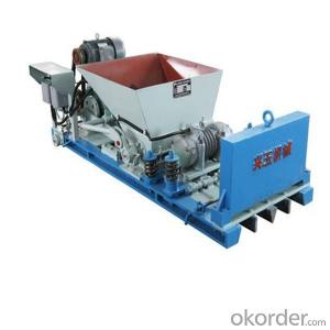 Vibration Concrete Purline Making Machine