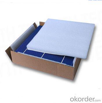 Monocrystalline Solar Cells High Quality 17.00-18.20