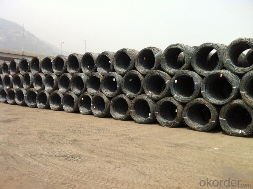 American Wire rods  with High  Quality and Good Price